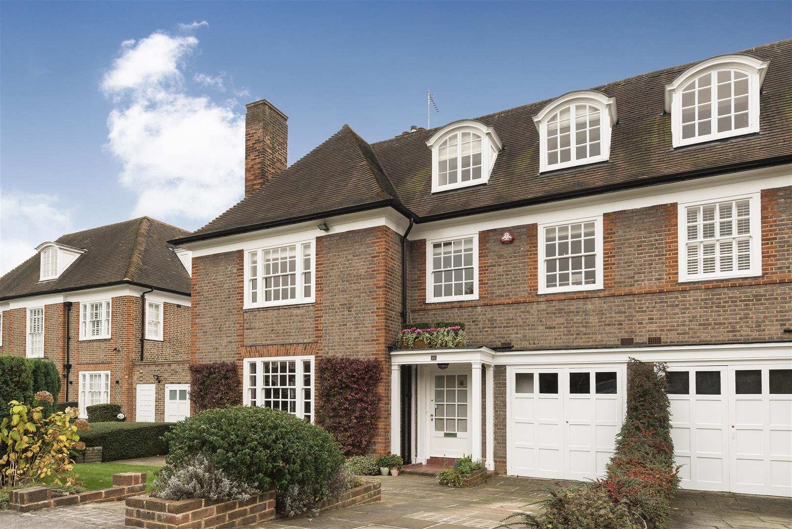 6 Bedrooms House for sale in South Square, Hampstead Garden Suburb, NW11